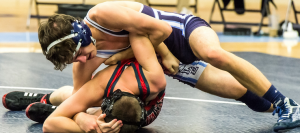 Wrestling Downs North Canton, Falls to Perry at State Duals