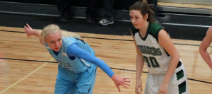 Girls Basketball Steals Away Central's Senior Night