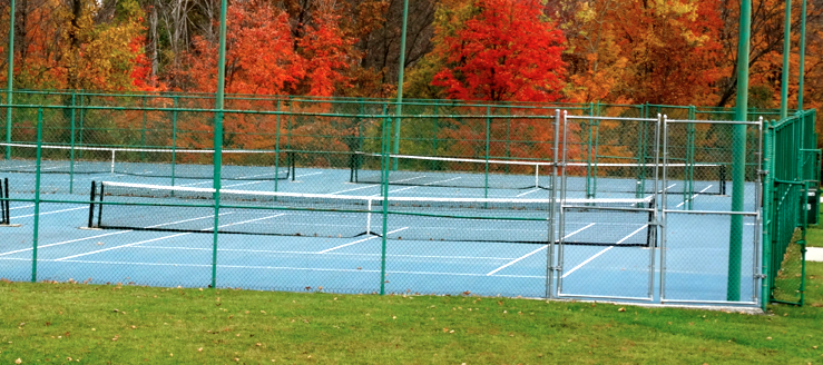 Alliance Aviators Tennis Courts