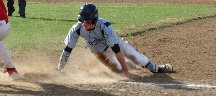 Joe Crank Louisville Leopards Baseball Vs. Alliance 2015