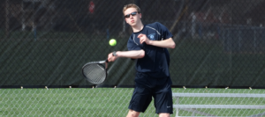 Boys Tennis Hands West Branch 1st Loss, Now Atop NBC