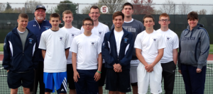 Boys Tennis Wins Third Straight Outright NBC Crown