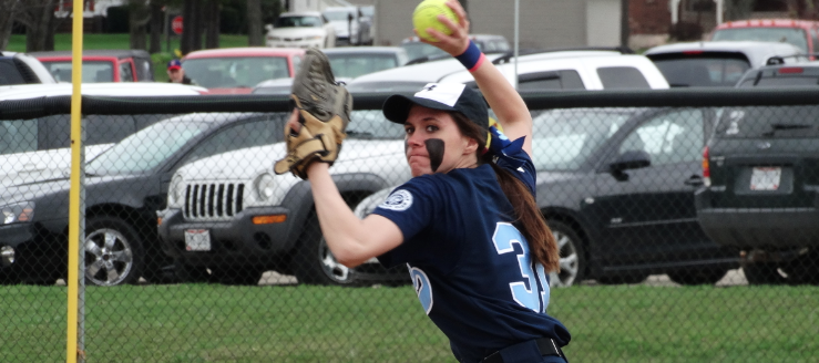 Peyton McKeever Louisville Leopards Softball Vs. Carrollton 2015