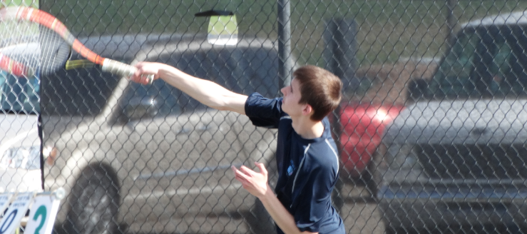 Ryan Richards Louisville Leopards Boys Tennis 2015