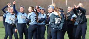 Softball Rises from Dead in 7th to Stun West Branch