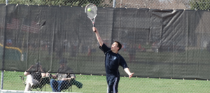 Boys Tennis Blanks Canton South, Perfect at NBC Midpoint