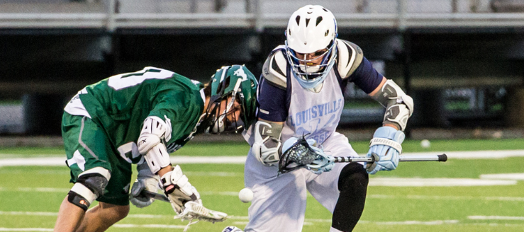 2015 Louisville Leopards Lacrosse Vs. Strongville Mustangs