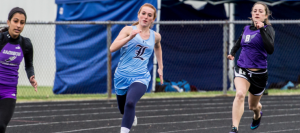 Track Finishes 8th at Districts, 10 Qualify for Regionals