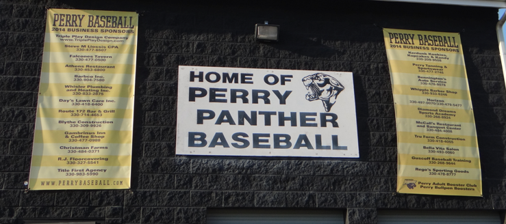 Home of Perry Panther Baseball