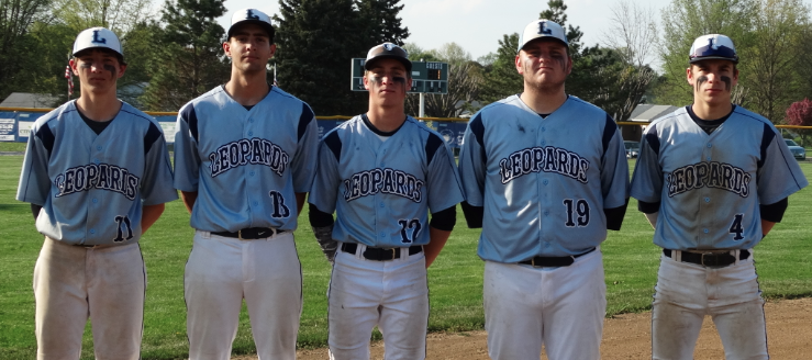Louisville Leopards Baseball Seniors 2015