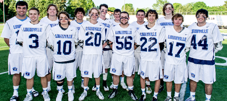 Louisville Leopards Lacrosse Seniors 2015
