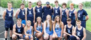 Track Girls Finish Undefeated, Boys 5-2 After Sweep of South