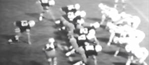 Louisville Leopards at Perry Panthers 1971 Football Highlights