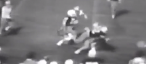 Louisville Leopards at Canton South Wildcats 1971 Football Highlights