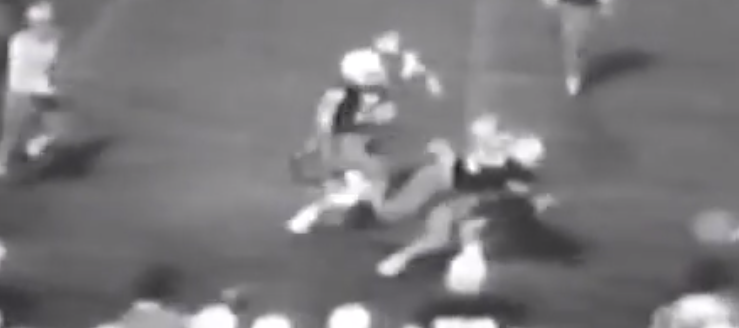 Louisville Leopards Vs. Canton South Wildcats Football 1971 Highlights