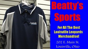 Beatty's Blue Polo 2015