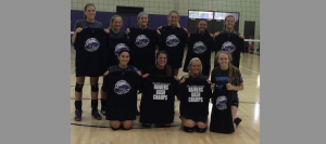 Volleyball Wins Mount Union Tournament to Conclude Summer