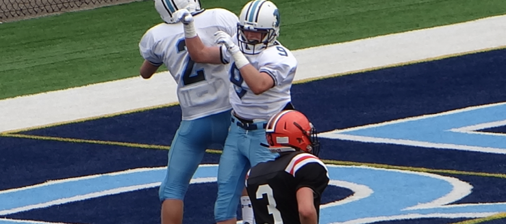 Cody Allgood 2014 Football Highlights