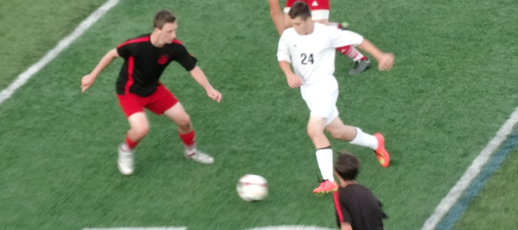 Mitch Perez Louisville Leopards Vs. Crestwood Red Devils 2015 Boys Soccer