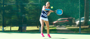 Girls Tennis Evens Record with Shutout of Ravennna