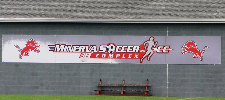Minerva Soccer & Cross Country Complex - Home of the Lions