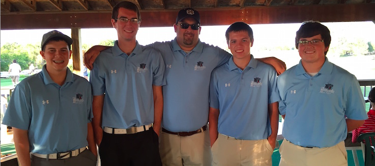 Louisville Leopards Boys Golf Senior Night 2015