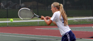 Girls Tennis Dropped By Vikings 4-1