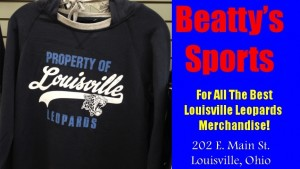 Beatty's Property of Louisville Sweatshirt