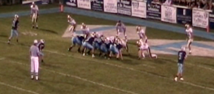 Louisville Leopards Vs. Hoban Knights 2009 Football Highlights