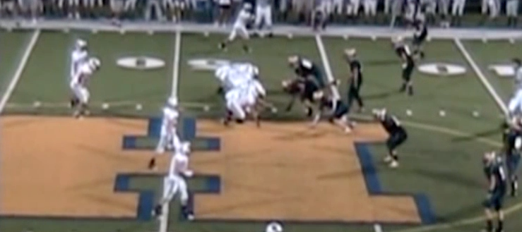 Louisville Leopards at Akron Archbishop Hoban Knights 2008 Football Highlights Dowed Field