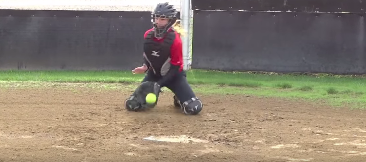 Madison Snyder Softball Skills Video Perry Panthers Maddogs Black 16U