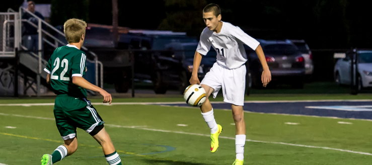 Matt Perez Louisville Leopards Soccer 2015 Highlights