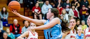 Abby Beaver 2013-16 Basketball Highlights