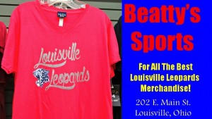 Beatty's Louisville Leopards Pink Shirt Winter 2015
