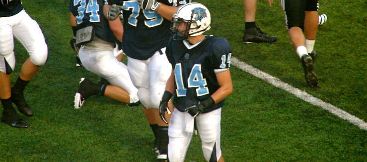 Gavin Lovejoy 2011 Football Highlights Louisville Leopards