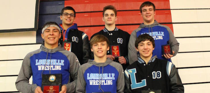 Louisville Leopards Wrestling at Josh Hephner Memorial Wrestling