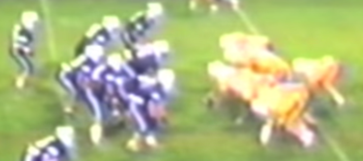 Wooster Generals at Louisville Leopards 1989 Football Highlights