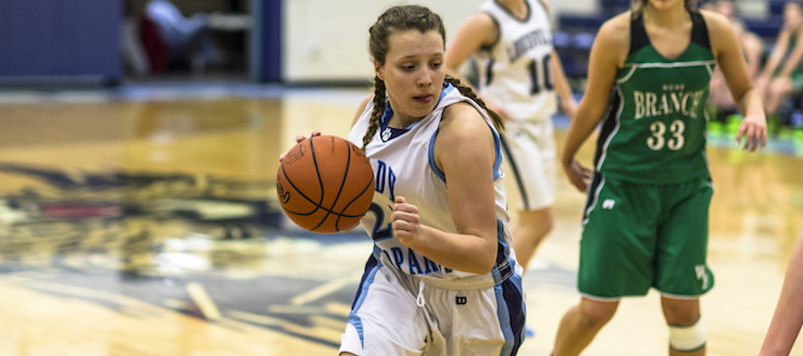 Hanna Lautzenheiser 2015-16 Basketball Highlights Video Louisville Leopards