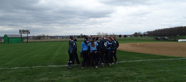 Louisville Lady Leopards Softball At West Branch Warriors 2015