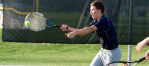 Boys Tennis Blanks Madison in OTCA Tournament Match