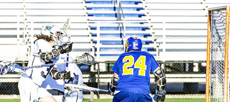 Jared Holland Louisville Leopards Lacrosse Vs. NDCL Lions 2016