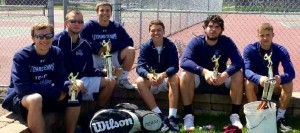 Pukys & Hall Win Flite 1, Leopards Take 2nd at Doubles Classic