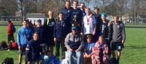 Boys Finish Team-Best 2nd, Girls Take 11th at Stark County Track Meet