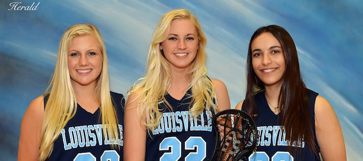 Louisville Leopards Girls Varsity Lacrosse Seniors 2016