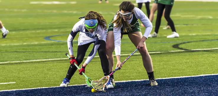 Marissa Vick Louisville Leopards Girls Lacrosse 2016
