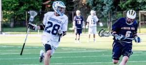 Boys Lacrosse Drops Road Matches at Olmsted Falls & Wadsworth