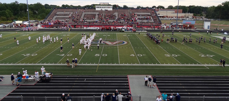 Austintown Fitch Falcons Football Stadium