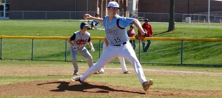 Carson Davis Louisville Leopards Baseball 2016 Highlights