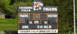 Girls Lacrosse Runs Into Buzzsaw at Chagrin Falls, Finishes 10-2