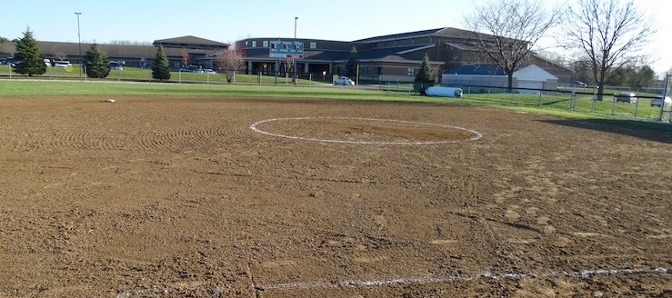 Diamond of Dreams Louisville Lady Leopards Softball Field